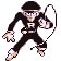 Team Rocket GruntRBsprite