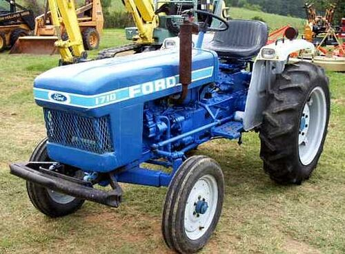 Ford 1710 - Tractor  U0026 Construction Plant Wiki