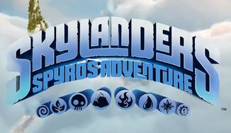 Skylanders The Beginning Title