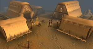 Runescape - Mountain Camp 2