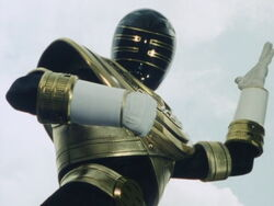 ZEO Gold ranger
