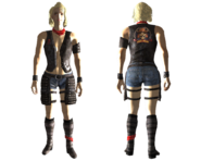 GK simple armor female