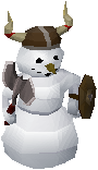 Snowman - Barbarian