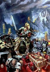 Codex Black Templars cover