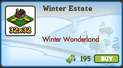 Winter Estate 32x32 Market Info