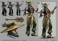 Valerio concept art