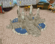 Varrock fountain