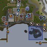 Water Obelisk Isle location