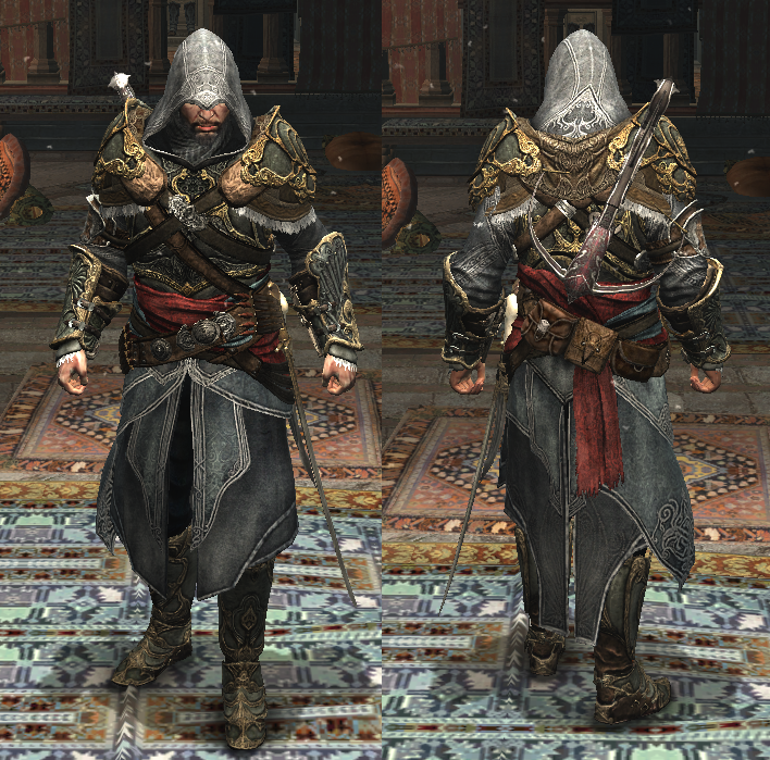 master assassin armor the assassins creed wiki