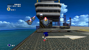 Metal Harbor, Sonic Adventure 2