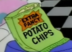 Extra Fancy Potato Chips