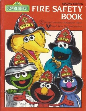 SesameStreetFireSafetyBook