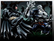 Batman Vs Solomon Grundy by ender79