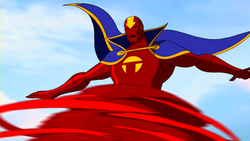 Red Tornado powers