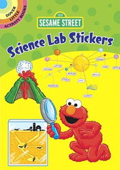 Dover 2012 science lab stickers