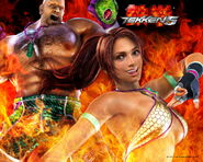 Craig Marduk and Crishtie Montero Wallpaper
