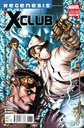 X-Club Vol 1 1