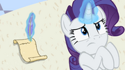 Rarity writing letter &#39;Because poor Opal is quite ill&#39; S2E9