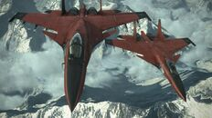 Su-33 -CRIMSON WING-