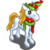 Holiday Tinsel Unicorn Foal-icon