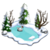 Snowy Swan Pond-icon