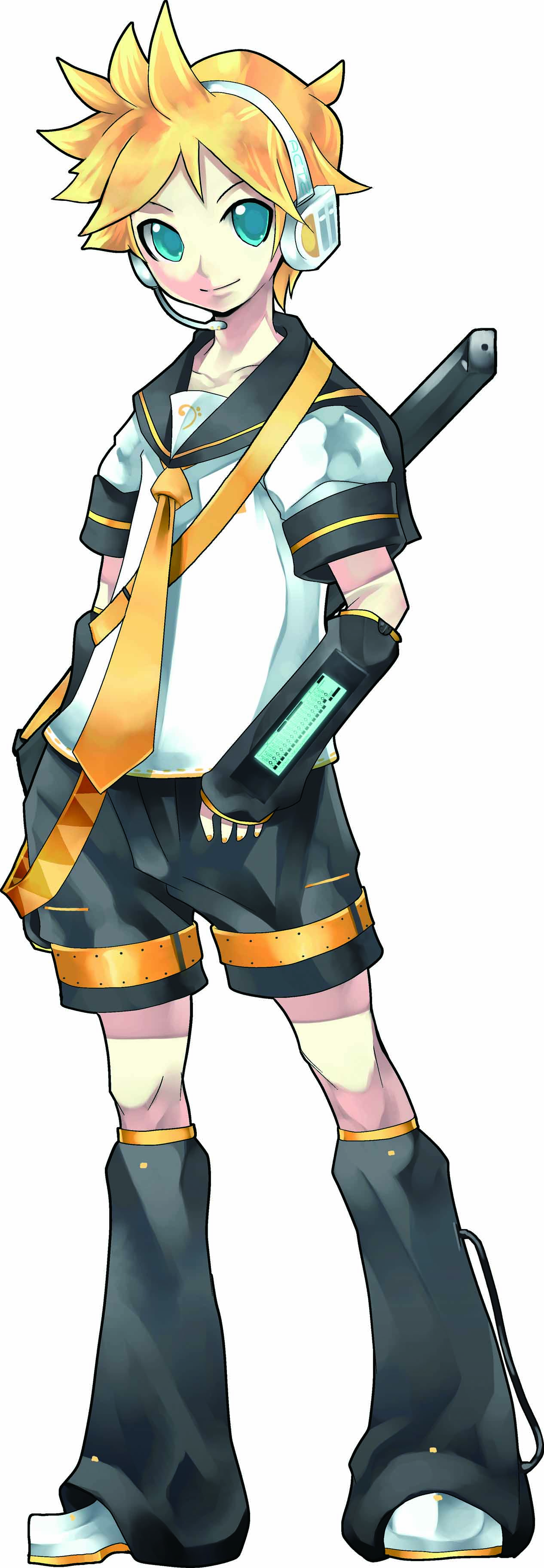 WHO IS THE MOST SHOTA Kagamine_Len