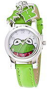 Jc penney kermit green strap charm watch