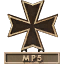 MP5 Expert Icon MW3