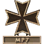 MP7 Expert Icon MW3