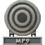 MP9 Marksman Icon MW3
