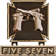 Five Seven Expert Icon MW3