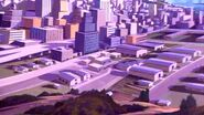 Metropolis as seen in Monolith of Evil