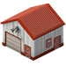 Red Shack-icon