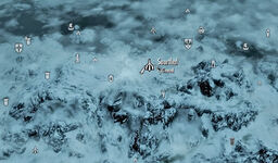 Saarthal Map