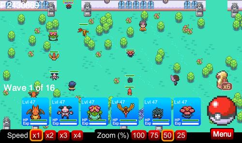 Pokemon tower defense sprites http pokemontowerdefense wikia com