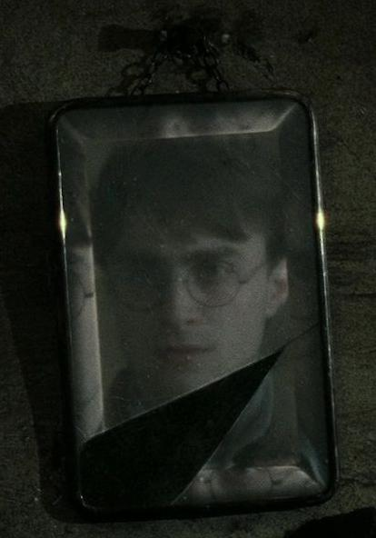 Two way mirror harry potter wiki for Two way mirror