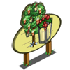 Holiday Lantern Tree Mastery Sign-icon