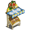 Green Peppermint Stall-icon