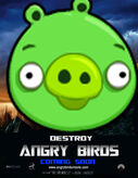 Angry birds 2012 movie poster 12
