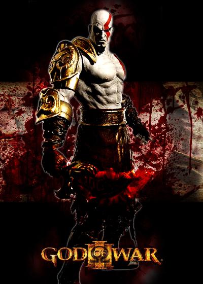 Kratos wiki god of war for God of war 3 jardines del olimpo