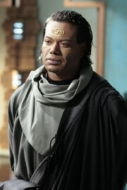 Teal&#39;c midway