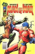 Man of War Vol 1 1