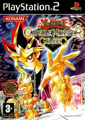 Opinion Yu-gi-oh! Capsule Monster Coliseum 300px-Yu-Gi-Oh%21_Capsule_Monster_Coliseum_EU
