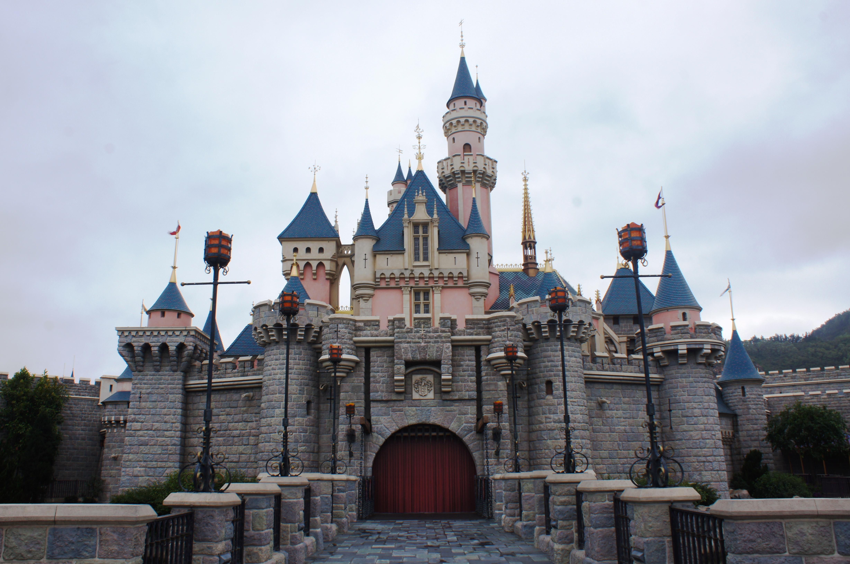 Sleeping Beauty Castle - Disney Wiki