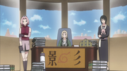 Hokage&#39;s office