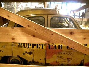 Muppet Cab Company