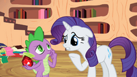 Rarity did you say delish S2E10