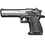 Desert Eagle HUD icon MW3