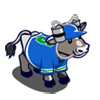 Sports Fan Cow-icon