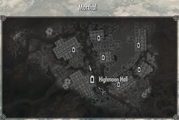 Highmoon Hall Location